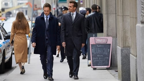 Suits: Season 7 – Episode Divide and Conquer