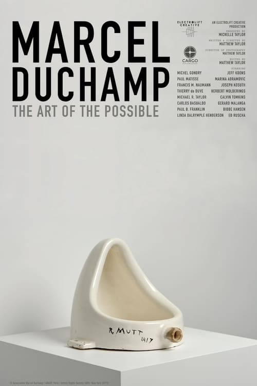 Without Registering Marcel Duchamp: The Art of the Possible