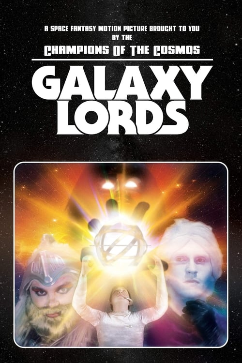 Mira La Película Galaxy Lords En Español