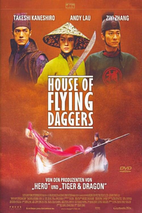 House of Flying Daggers Ganzer Filme (2004) Stream Deutsch