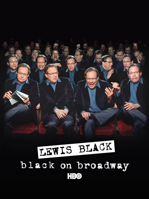 Film Lewis Black:  Black on Broadway En Français