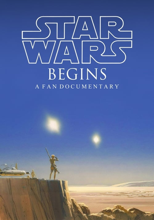 Largescale poster for Star Wars Begins