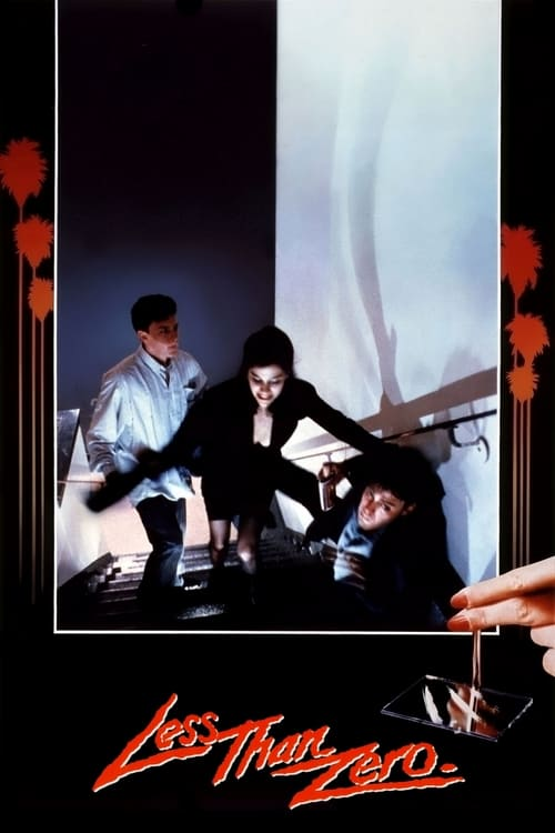 Download Less than Zero (1987) Movie Free Online
