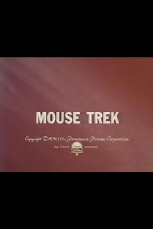 Mouse Trek (1967) Poster