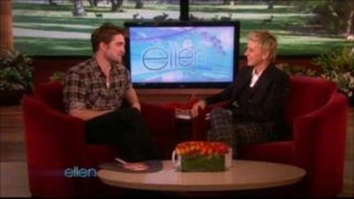 The Ellen DeGeneres Show - Season 7 - Episode 55: Robert Pattinson