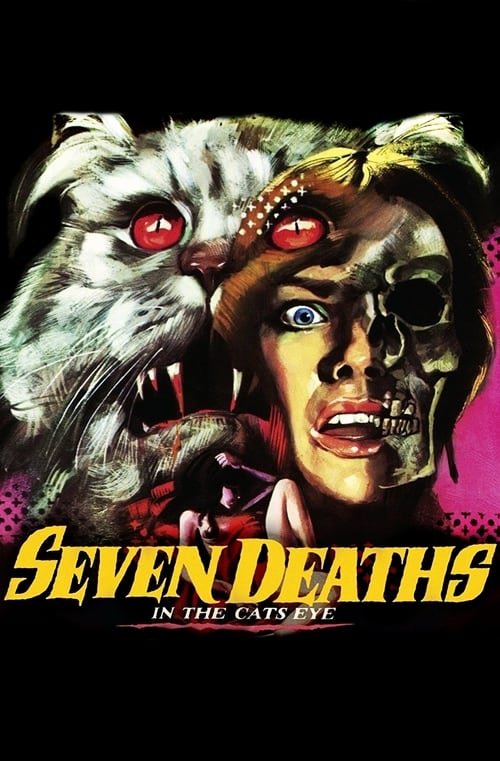 Seven Dead in the Cat's Eye (1973)