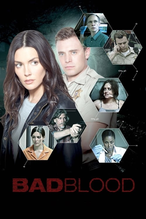 Bad Blood (2015) Poster