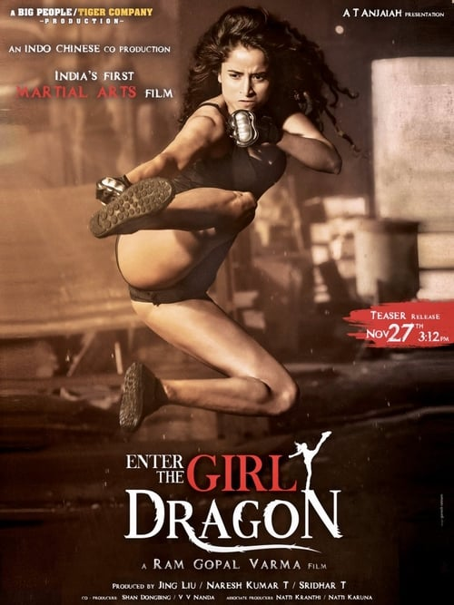Watch Enter The Girl Dragon Online Hollywoodtake