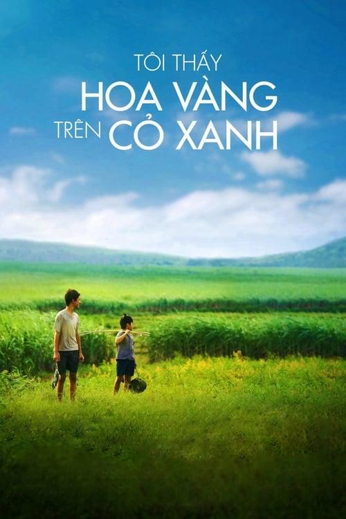 Yellow Flowers On Green Grass (2015)