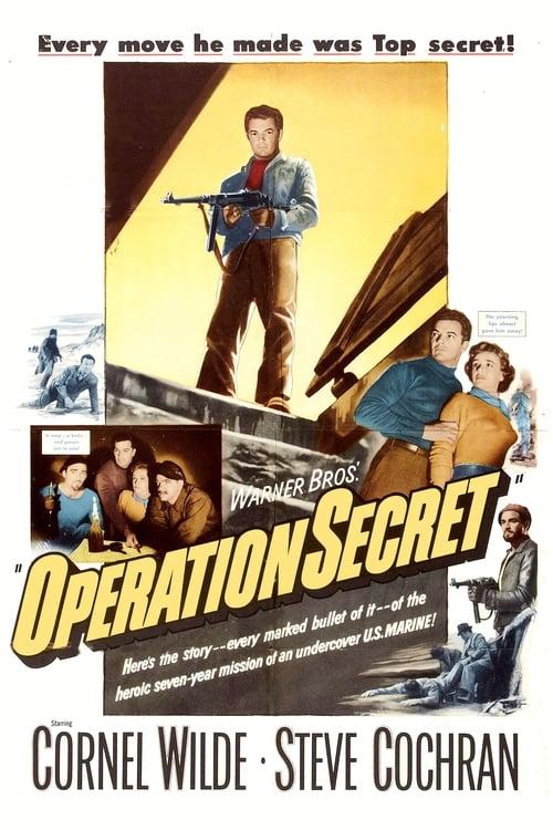 Mira La Película Operation Secret Gratis En Línea