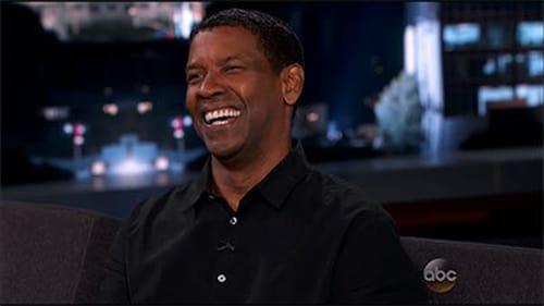 Jimmy Kimmel Live 2014 Streaming: Season 12 – Episode Denzel Washington, Darby Stanchfield, The Script