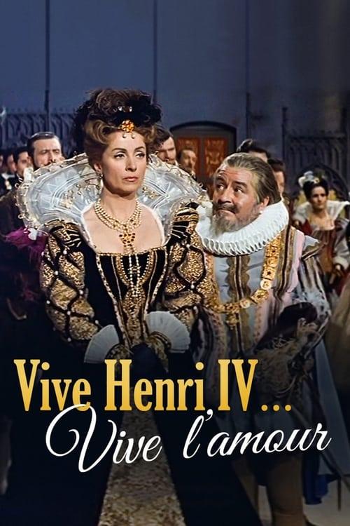 Película Vive Henri IV... vive l'amour! Completamente Gratis