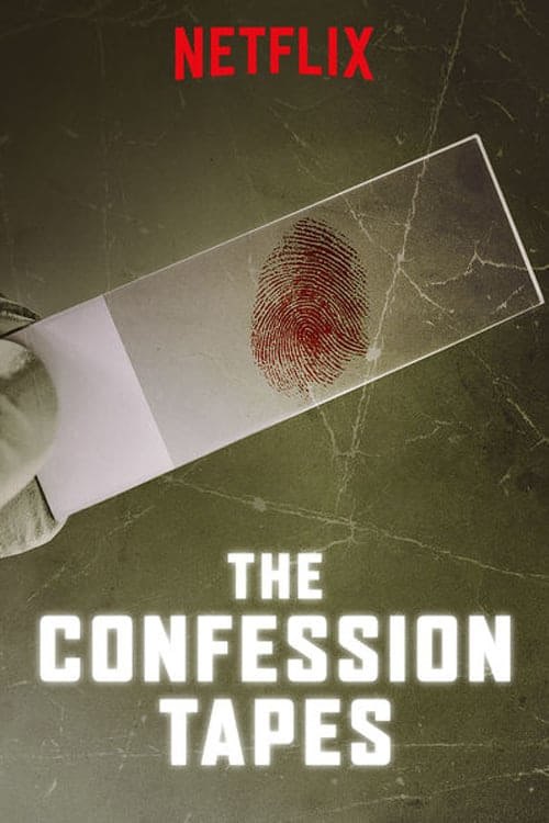 Banner of The Confession Tapes