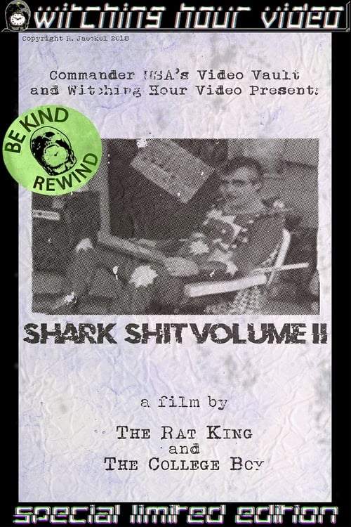Shark Shit Volume 2