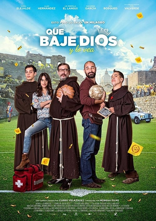 Película Que baje Dios y lo vea En Buena Calidad Hd 1080p