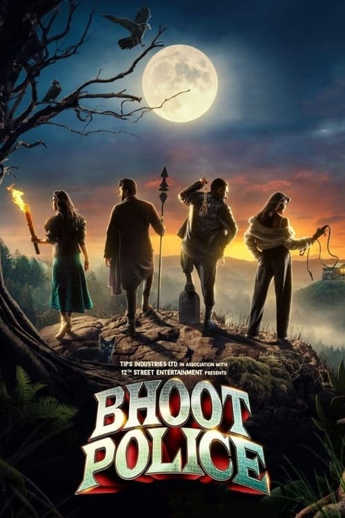 Bhoot Police Afsomali
