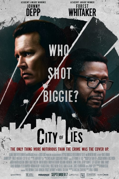 City of Lies Live Streaming Free come to
