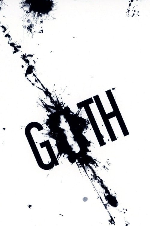 Goth (2008) Poster