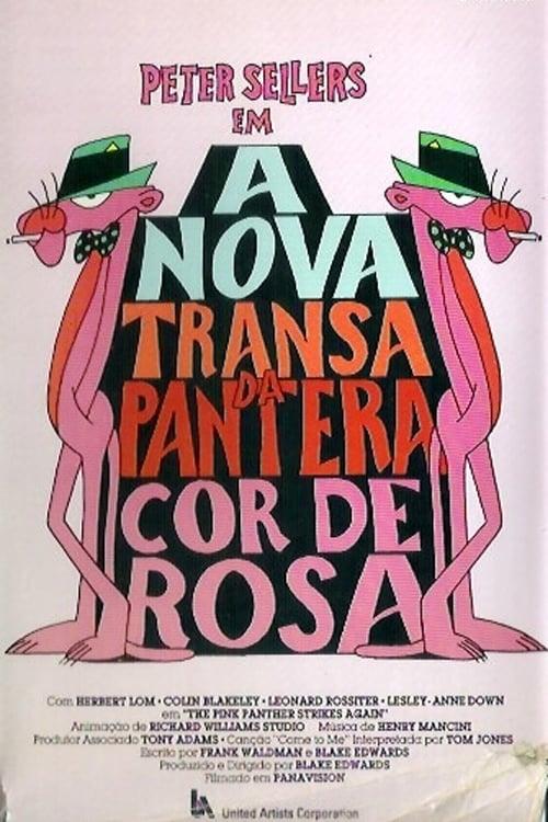 Assistir Filme A Nova Transa da Pantera Cor-de-Rosa Em Português Online