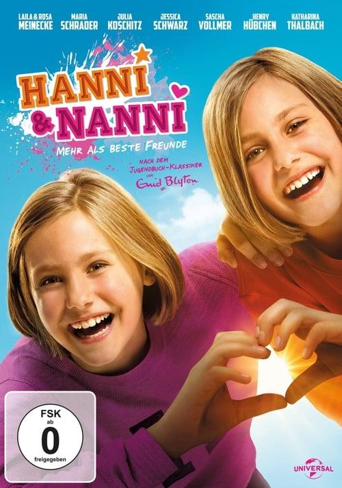 Hanni & Nanni: Mehr als beste Freunde (2017) Poster