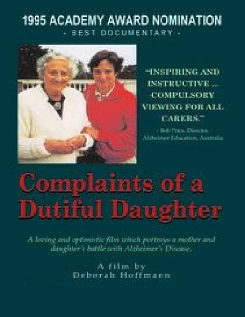 Complaints of a Dutiful Daughter Online