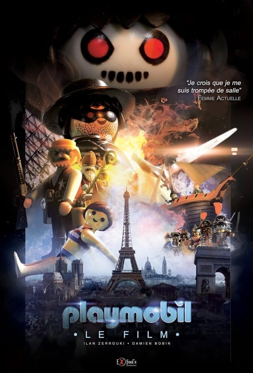 Regarder Playmobil, le Film Film en Streaming VF
