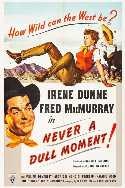 Che vita con un cow boy! (1950)