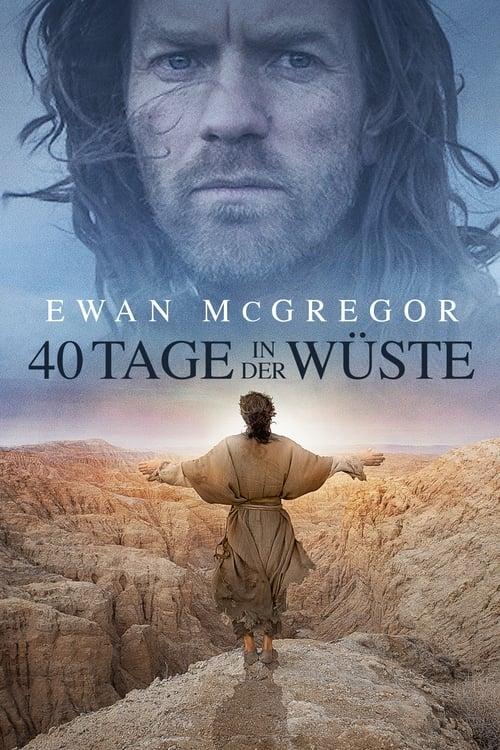 Poster von 40 Tage in der Wüste