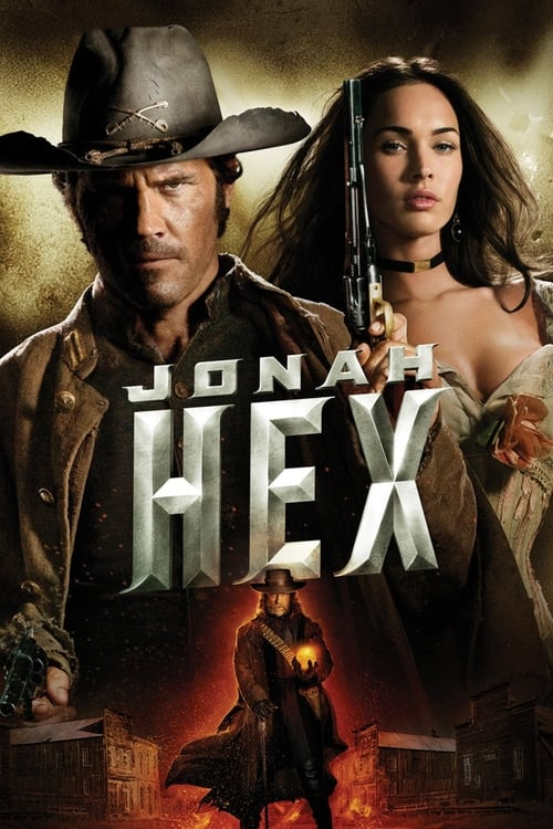 Watch Jonah Hex (2010) Full Movie
