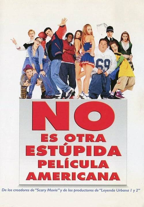 Not Another Teen Movie Peliculas gratis
