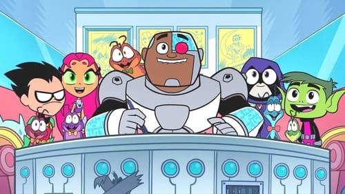 Teen Titans Go! See Space Jam -  - Azwaad Movie Database