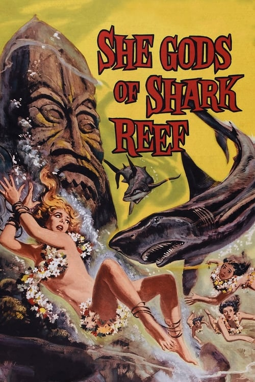 فيلم She Gods of Shark Reef مجانا