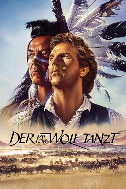 Poster von Der mit dem Wolf tanzt