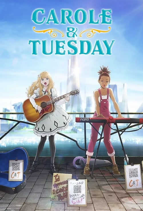 Carole & Tuesday-Azwaad Movie Database