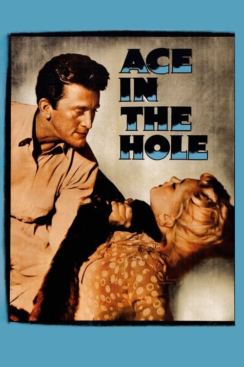 Streaming Ace in the Hole (1951) Movie Free Online