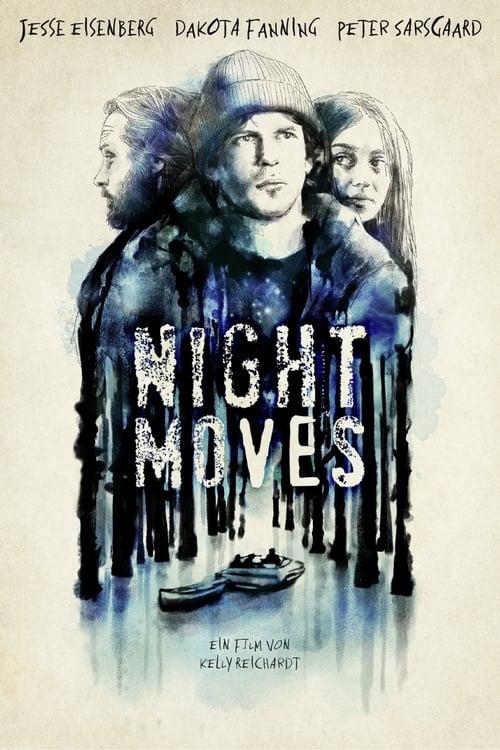 Night Moves - Thriller / 2014 / ab 12 Jahre