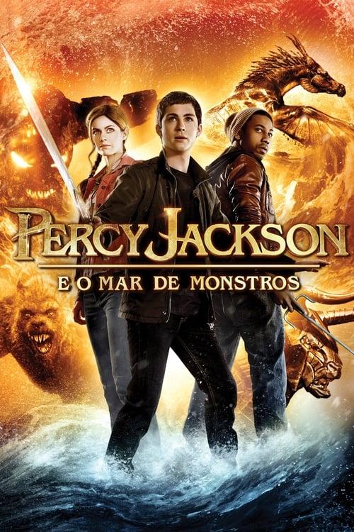 Assistir Percy Jackson e o Mar De Monstros HD 720p Dublado Online Grátis HD