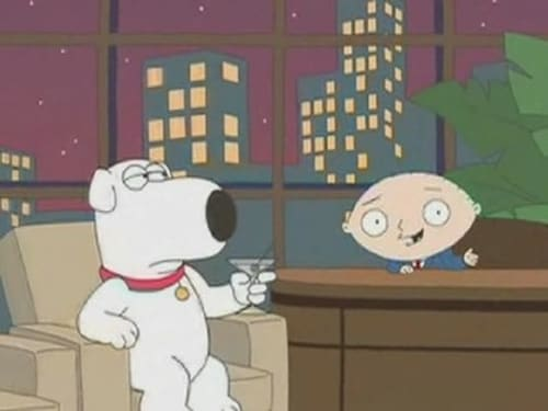 Family Guy - Season 0: Specials - Episode 4: Webisode: Up Late With Stewie & Brian