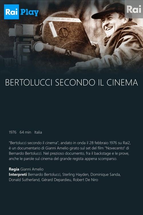 Film Ansehen Bertolucci secondo il cinema In Guter Hd 1080p Qualität