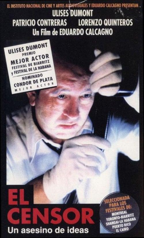 Assistir Filme El Censor Completo