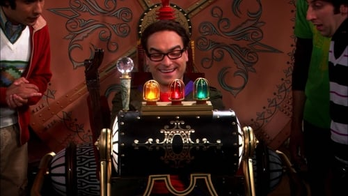 The Big Bang Theory - Season 1 - Episode 14: The Nerdvana Annihilation