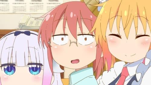Miss Kobayashi's Dragon Maid - Season 2: Miss Kobayashi's Dragon Maid S - Episode 2: Hot Guy Kobayashi! (In Many Ways)