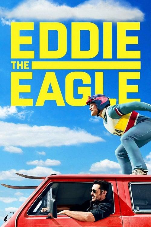 Streaming Eddie the Eagle (2016) Movie Free Online