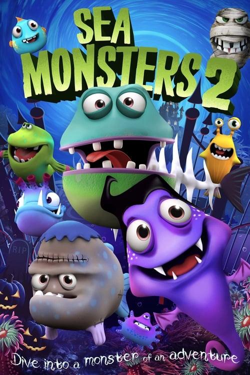 Sea Monsters 2 pelicula completa