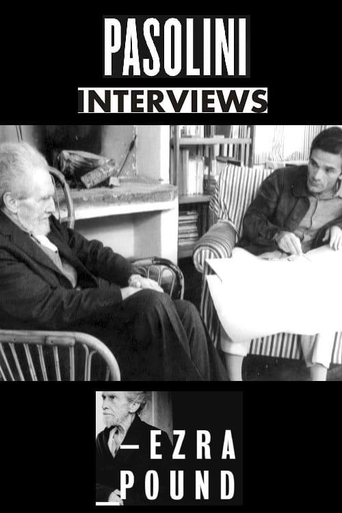 Pasolini interviews Ezra Pound (1967)