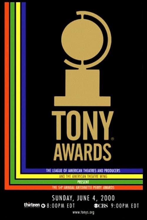 Tony Awards: The 54th Annual Tony Awards
