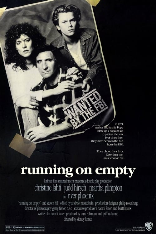 Download Running on Empty (1988) Best Quality Movie
