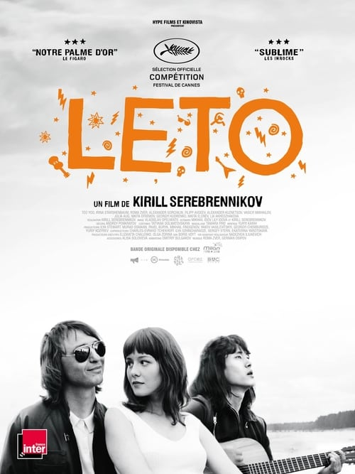Regardez  ↑ Leto Film en Streaming Youwatch