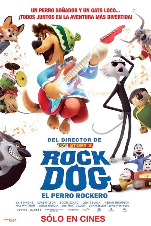 Película Rock Dog: el poder de la música Completamente Gratis