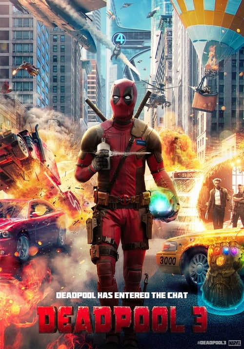[HD] Deadpool 3 (HD) streaming